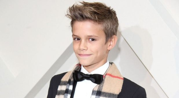 Romeo Beckham, Most Handsome Kids in The World 2018