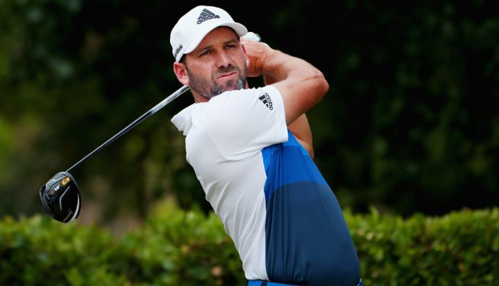 Sergio Garcia Top 10 Most beautiful golfers in the world 2017