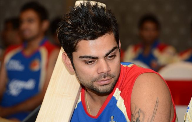 Virat Kohli Most handsome popular cricketers in India in 2019