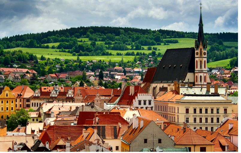 ČESKÝ KRUMLOV -CZECH REPUBLIC Top Most Popular Cheapest Places To Live In Europe 2018