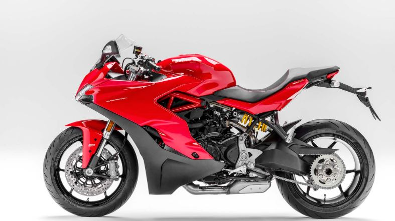 2017 Ducati SuperSport Top 10 Cheap Motorcycles 2017