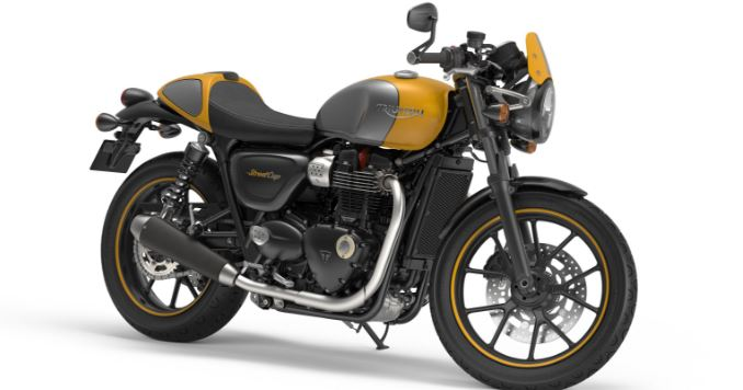 2017 Triumph Street Cup Top Popular Cheap Motorcycles 2019