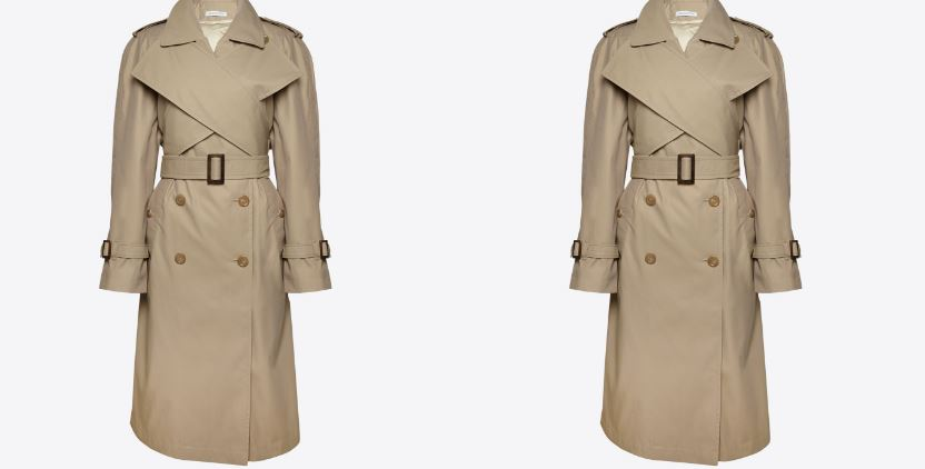 A classic trench Top 10 Timeless Fashions for You 2017