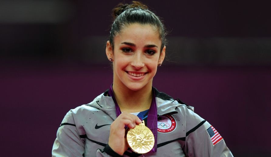 aly raisman, Top 10 Youngest Female Sports Champions in The World 2017