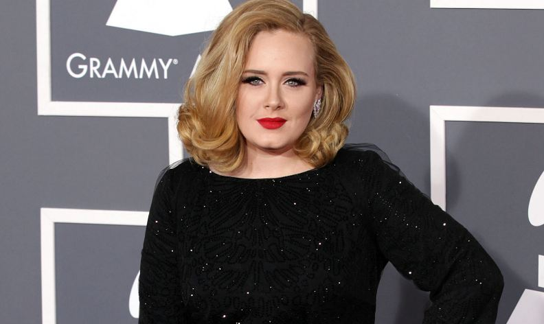 adele, Top 10 Most Popular Celebrities on Wikipedia 2017