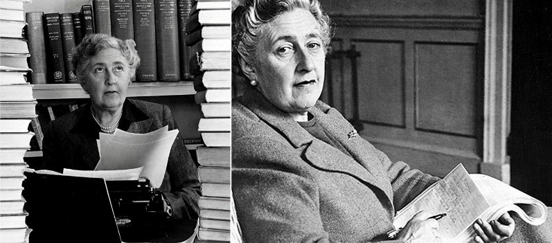 Agatha Christie - Best Selling Authors