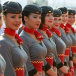 Top 10 Airlines With Most Beautiful And Attractive Air Hostesses in The World