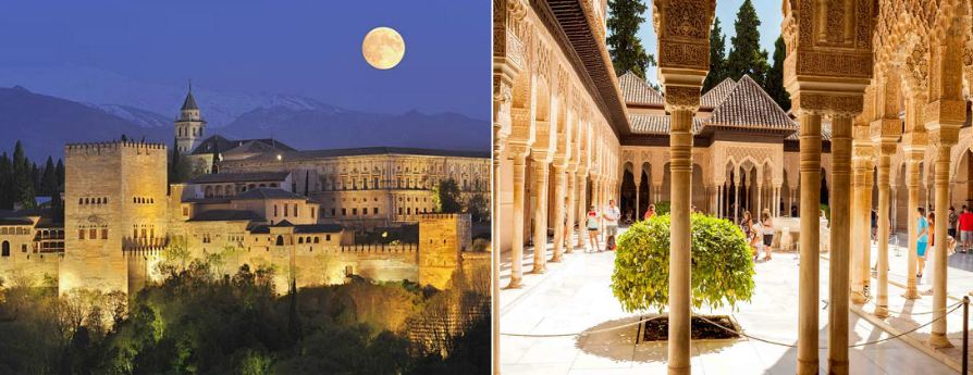alhambra-in-granada-top-10-most-famous-places-in-spain-2017-2018