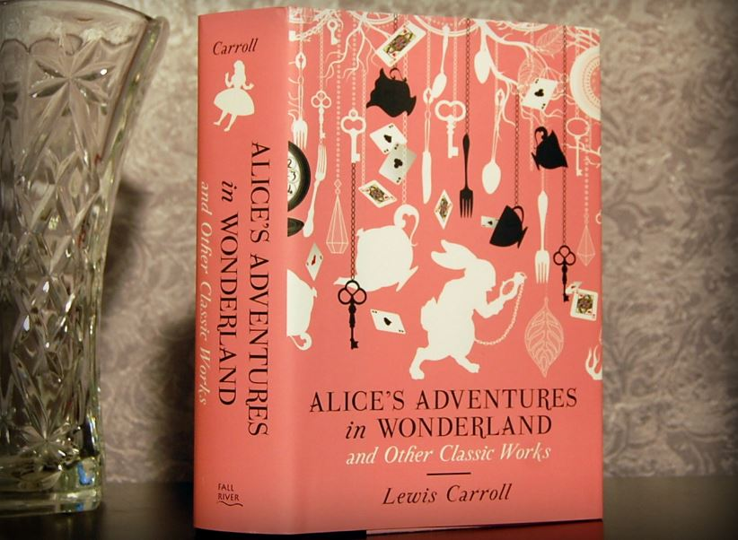 Alice's Adventures in Wonderland Top Best Selling Books Of All Time 2017