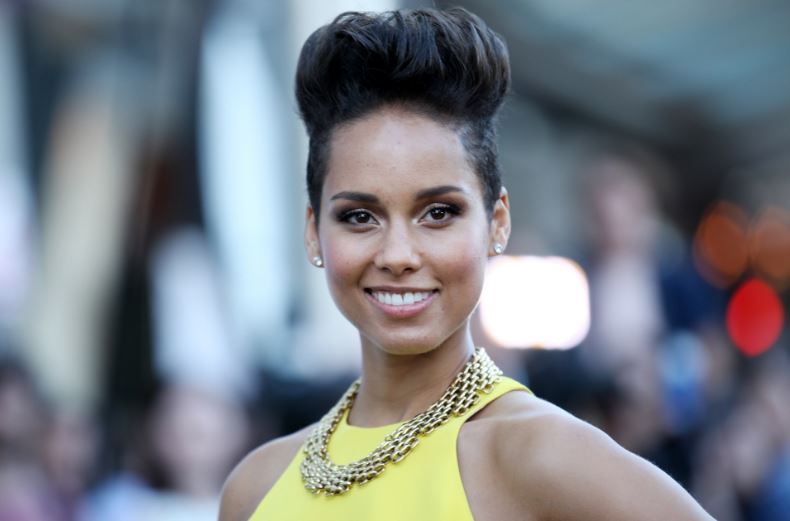 Alicia Keys Top 10 Most Beautiful Brides of All Time 2017