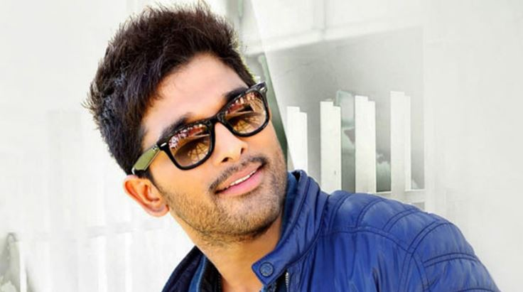 Allu Arjun Top Most Famous People in South India 2017
