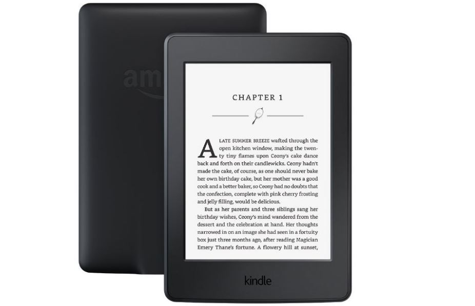 Amazon reader Top Most Popular Selling E-Books Readers for Christmas 2018