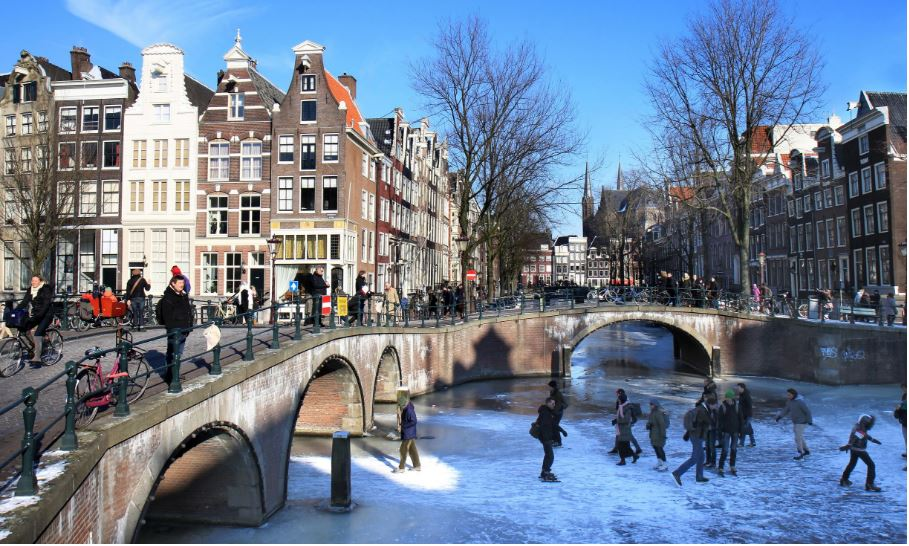 Amsterdam Top 10 Most Beautiful Cities in Europe 2017