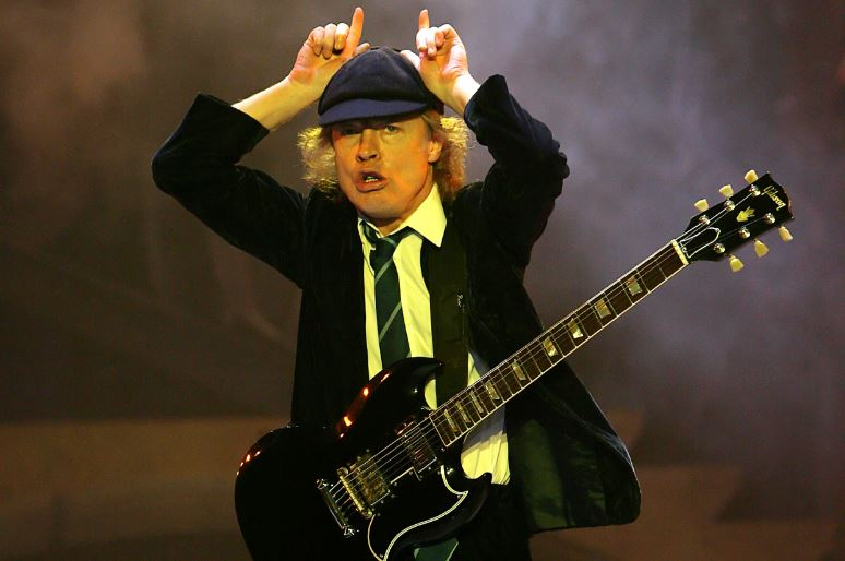 Angus Young Top 10 Greatest Guitarists The World 2017