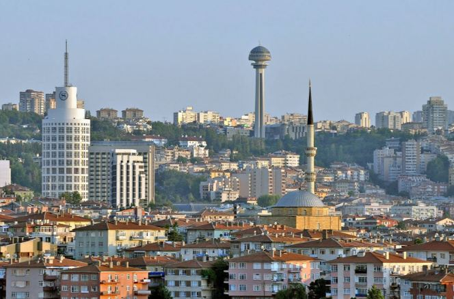 ankara, Top 10 Most Beautiful Place to Visit in Turkey 2017