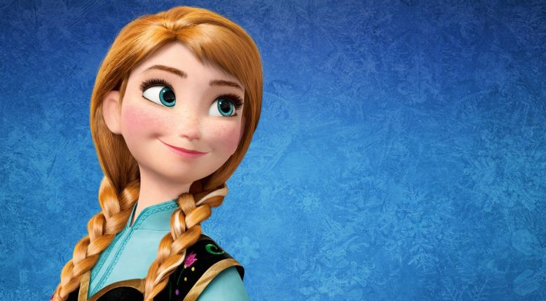 anna-frozen-top-10-most-beautiful-disney-princesses-2017