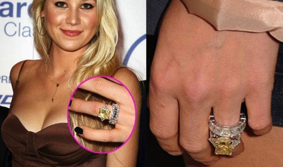 Anna Kournikova engagement ring Top 10 Most Expensive Engagement Rings 2017