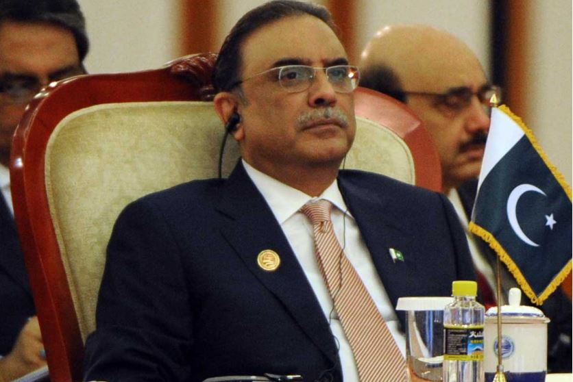 asif ali zardari, Top 10 Most Loved Pakistani People In India