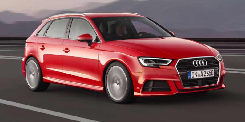 audi a3, Top 10 Best Selling Cars in The World 2017