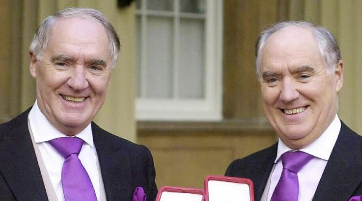 BARCLAY BROTHERS Top 10 Richest People In The United Kingdom 2017