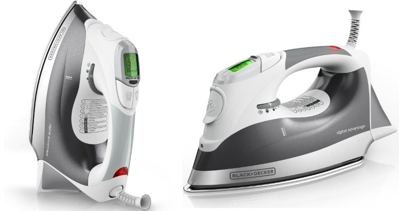 blackdecker-d2030-steam-iron