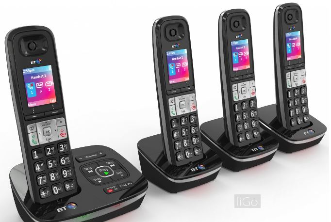 bt 8600, Top 10 Most Popular Best Selling Cordless Phones in The UK 2017