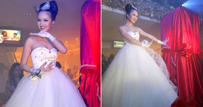 Bach Ngoc Xiem Y' Wedding Dress Top Most Expensive Wedding Dresses in The World 2017