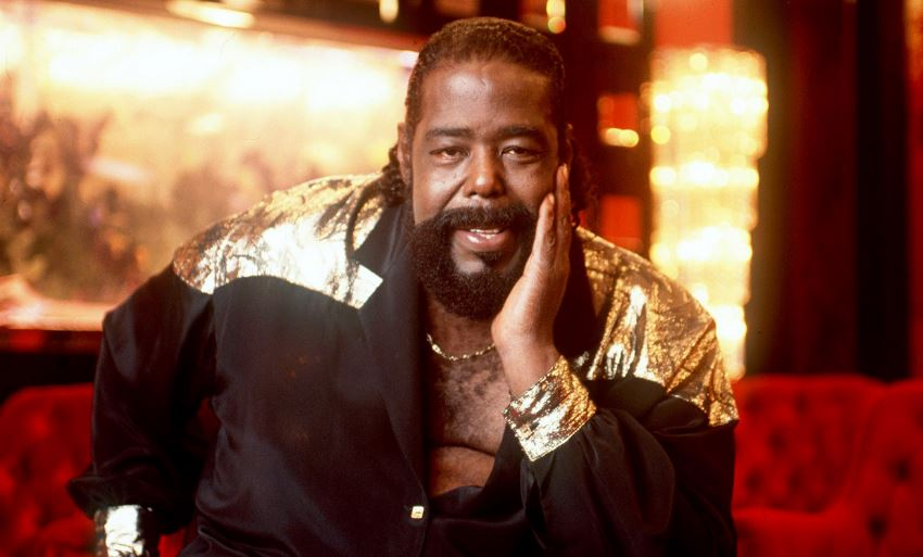 Barry White Top Most Men With The Most Soul Ever 2017