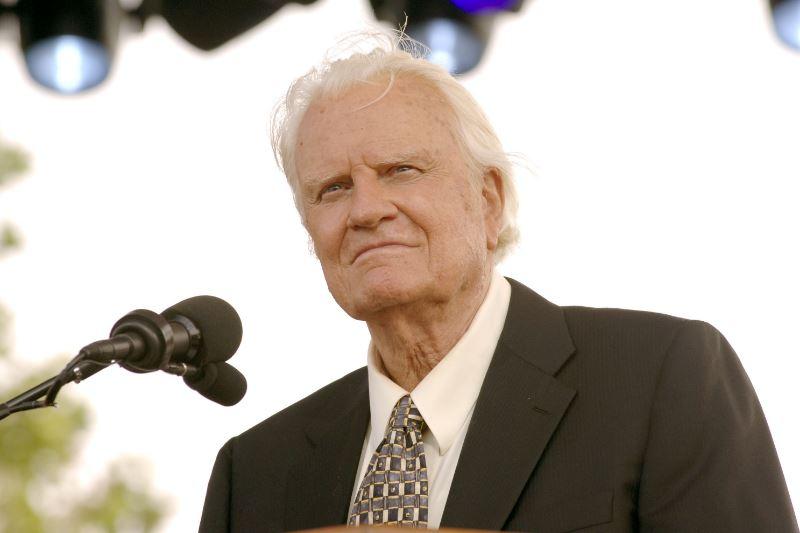 Billy Graham Top Most Richest Preachers 2017