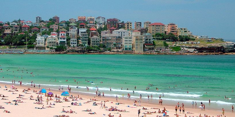 Bondi Beach Top Most Famous Beaches of Australia 2018