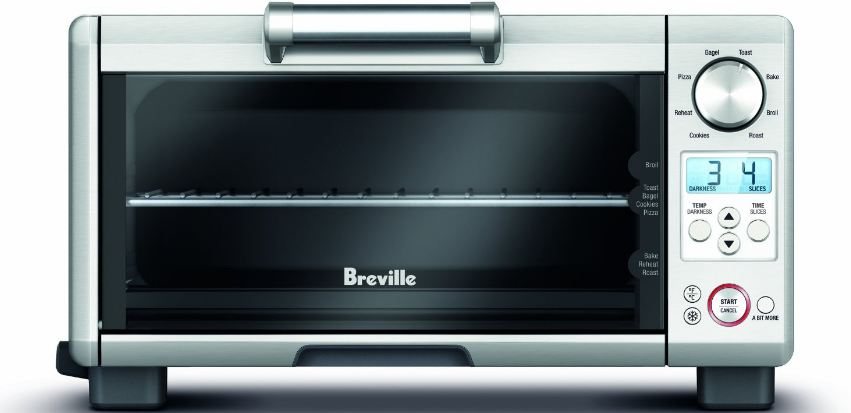 breville-bov450xl-mini-smart-oven-top-10-best-toaster-ovens-for-kitchen-2017