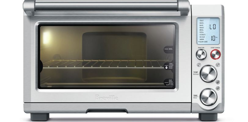 Breville Smart Oven Pro Convection Toaster Oven, Top 10 Best Selling Toaster Ovens in The World For Kitchen 2017