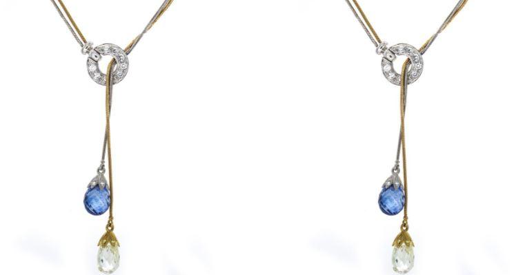 briolette-necklaces-top-10-best-diamond-necklaces-for-women-2017