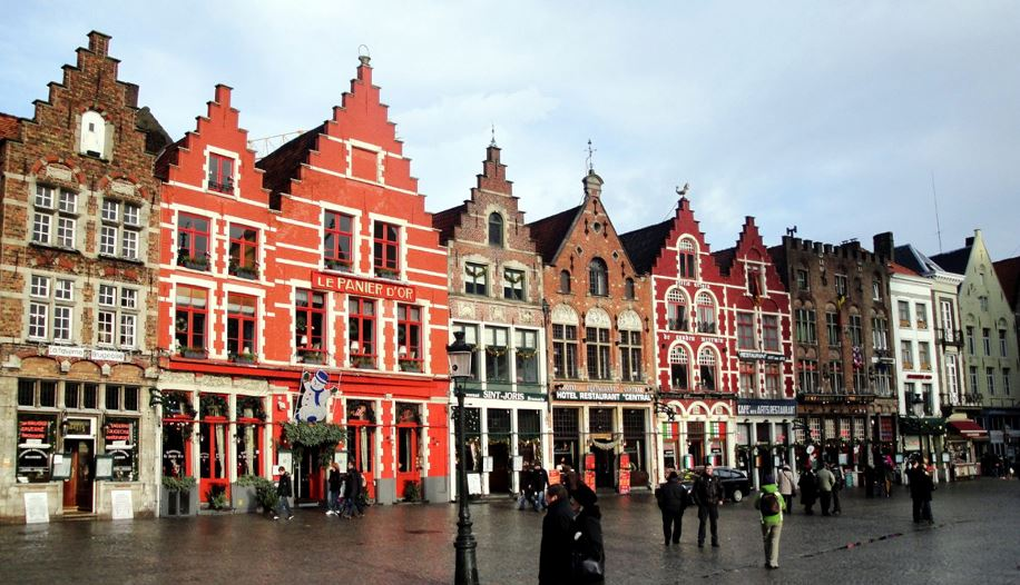 Bruges Top Most Famous Beautiful Cities in Europe 2018