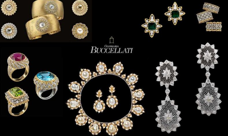 buccellati, Top 10 Most Expensive Jewelry Brands in The World 2017