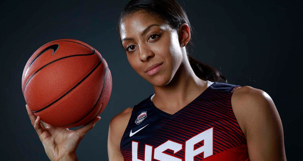 CANDACE PARKER, Top 10 Youngest Female Sports Champions in The World 2017