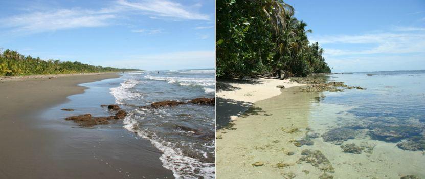cahuita beach, Top 10 Most Beautiful Black Beaches in The World 2017-2018