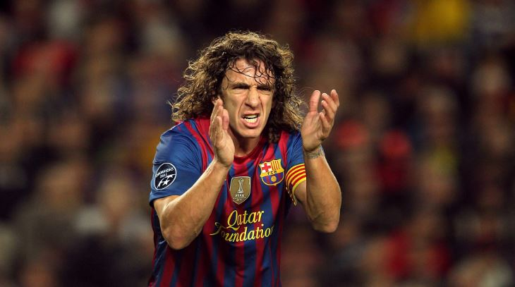 Carles Puyol Top Most Richest Football Players In Spain 2017