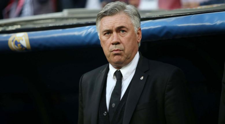 carlo ancelotti, Top 10 Highest Paid Sports Coaches in The World 2017