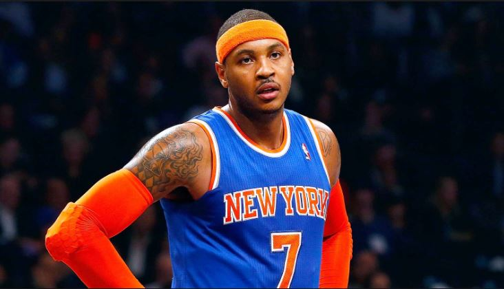 Carmelo Anthony Top Most Famous Hottest African-American Men 2018