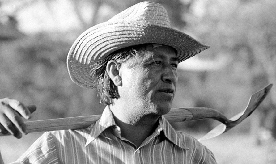 cesar chavez, Top 10 Most Peaceful Men Ever until 2017