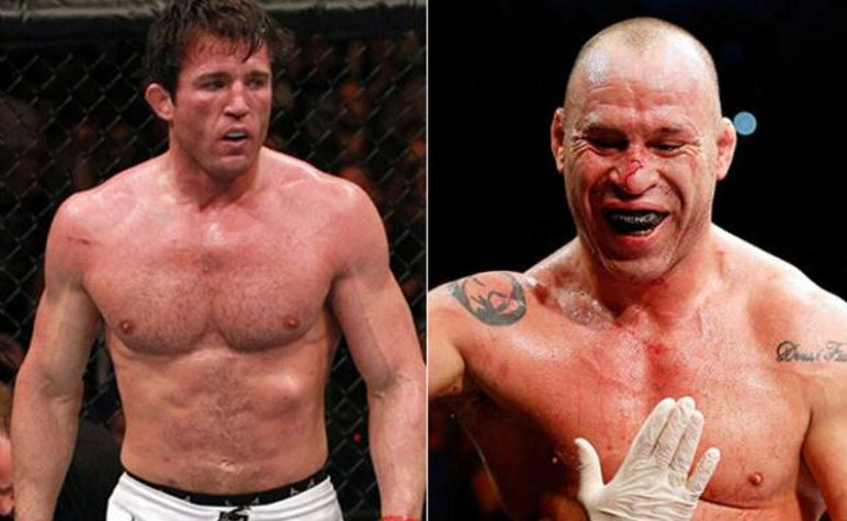 Chael Sonnen vs. Wanderlei Silva Top 10 Most Wanted Dream Fights That Will Never Happen 2017