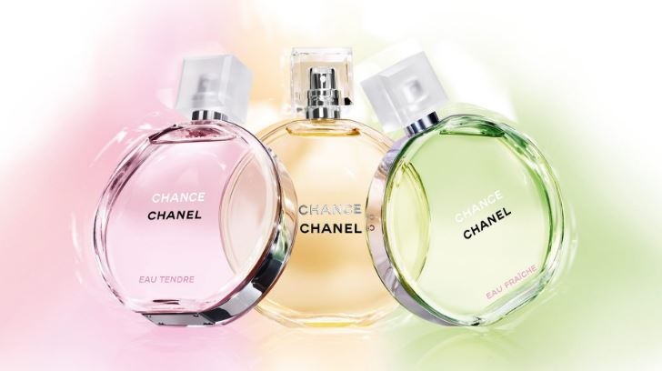 Chanel Chance Top Best Halloween Perfumes 2017