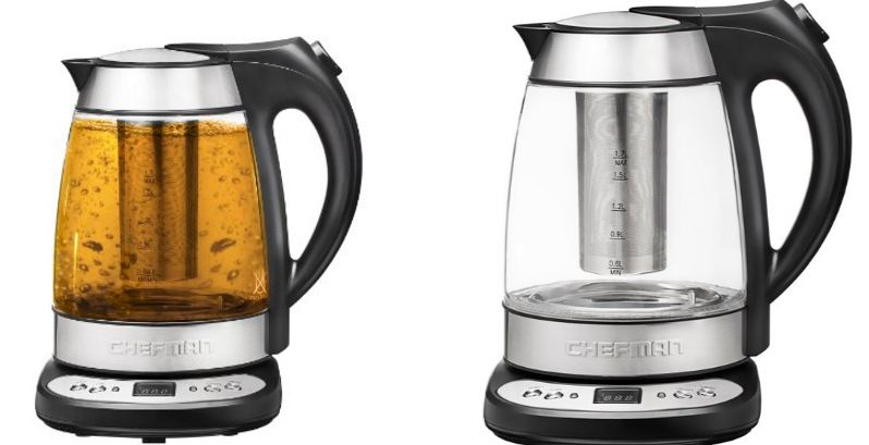 Chefman RJ11-17-GP Maker, Top 10 Best Instant Tea Makers in The Market 2017