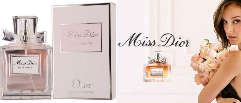 Christian Miss Dior perfume