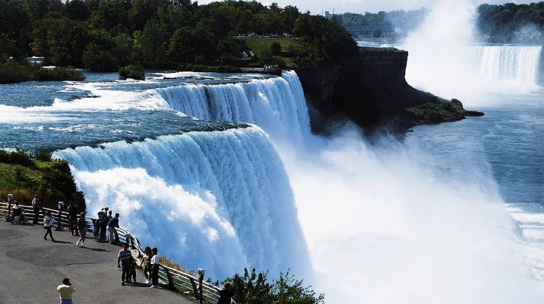 Most Famous Largest Waterfalls In The World 2017 Top 10 List