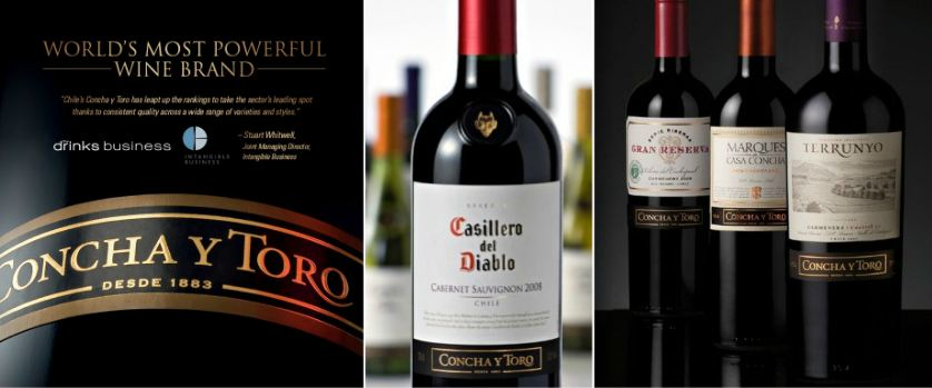 Top 10 Best Wine Brands In The World 2018, Highest Sellers ...