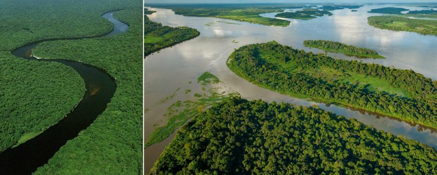 Largest Rivers