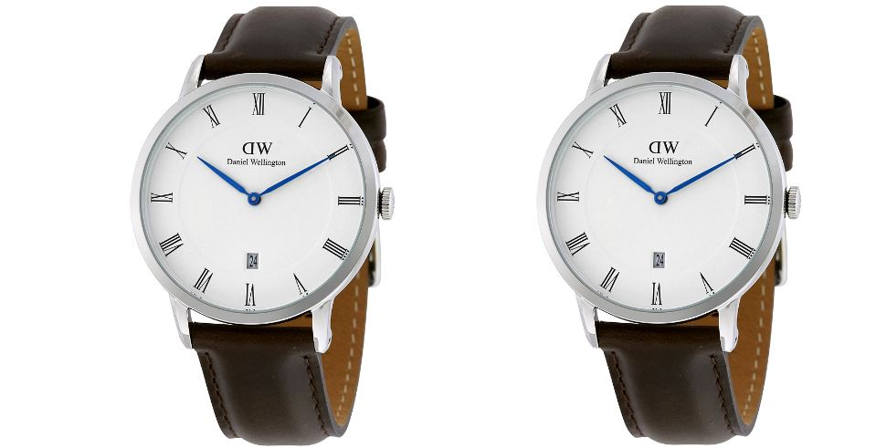 DANIEL WELLINGTON 1123DW Top 10 Best Selling Watch Brands 2017