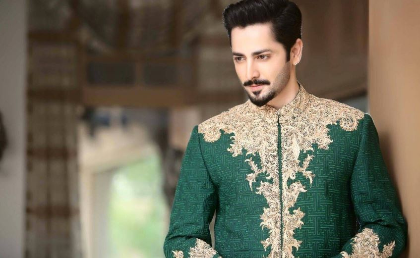 Danish Taimoor Top Best TV Actor of Pakistan 2017